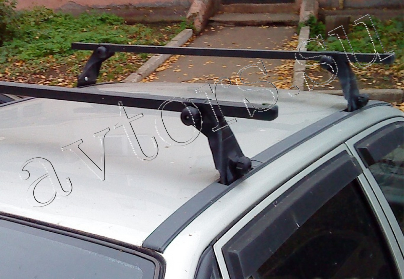 Багажник для дэу нексия своими руками 491
